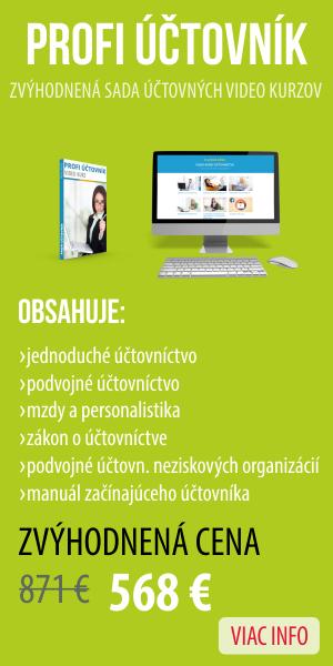 online kurzy účtovníctva